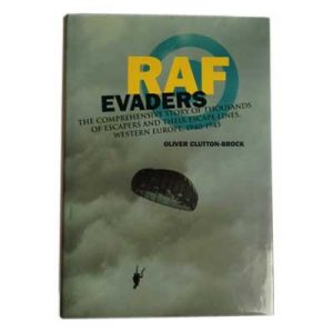 RAF-Evaders-by-oliver-clutton-brock-cover