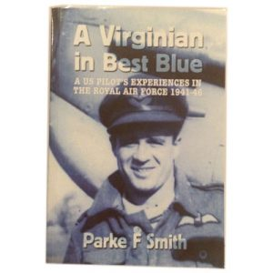 A Virginian in Best Blue by Parke F Smith book