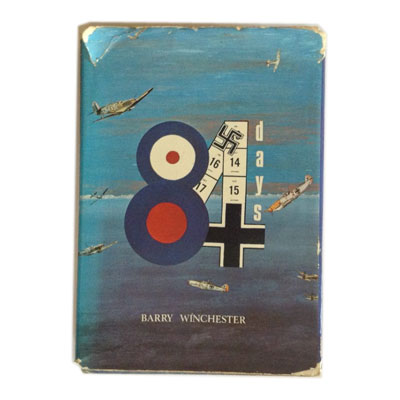 84 Days by Barry Winchester book