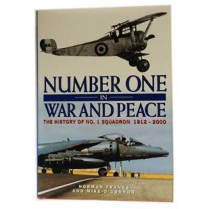 Number-One-in-War-and-Peace-by-norman-franks-book