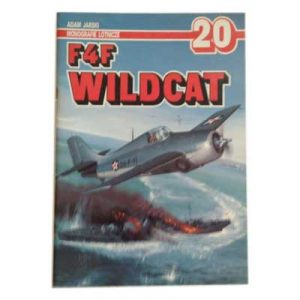 F4F Wildcat by Adam Jarski book