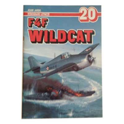 F4F Wildcat by Adam Jarski book