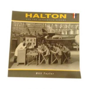 Halton and the Apprentice Scheme by Bill Taylor book