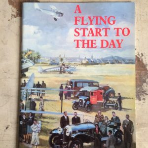 A Flying Start to the Day by Peter Clegg