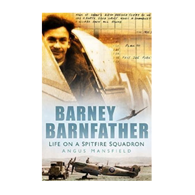 Barney Barnfather by Angus Mansfield book cover
